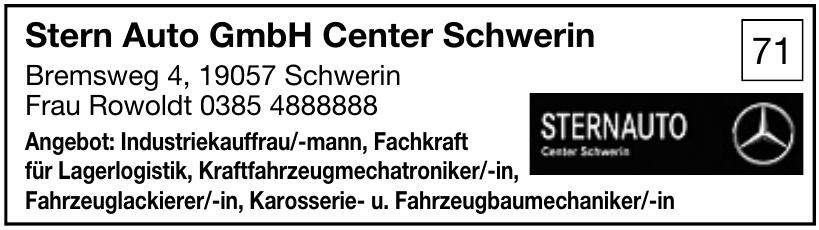 Stern Auto GmbH Center Schwerin