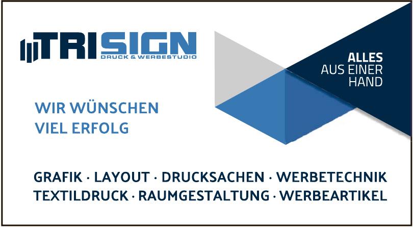 TriSign Druck & Werbestudio