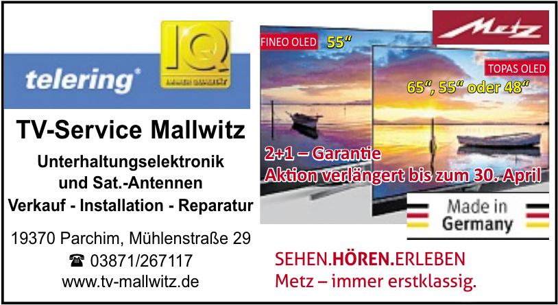 TV-Service Mallwitz