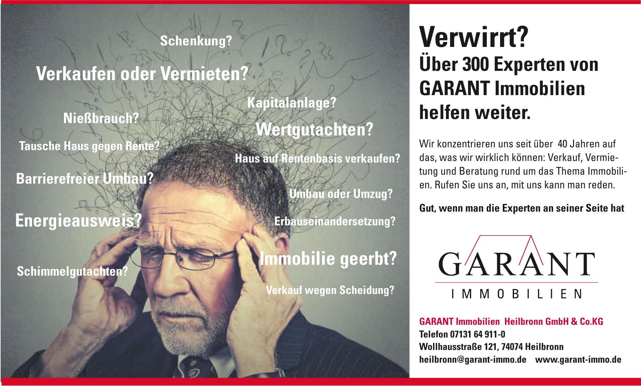 Garant Immobilien Heilbronn GmbH & Co. KG