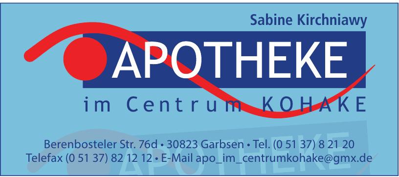 Apotheke im Centrum Kohake