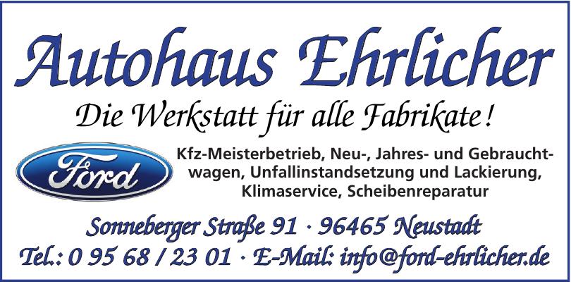 Autohaus Ehrlicher