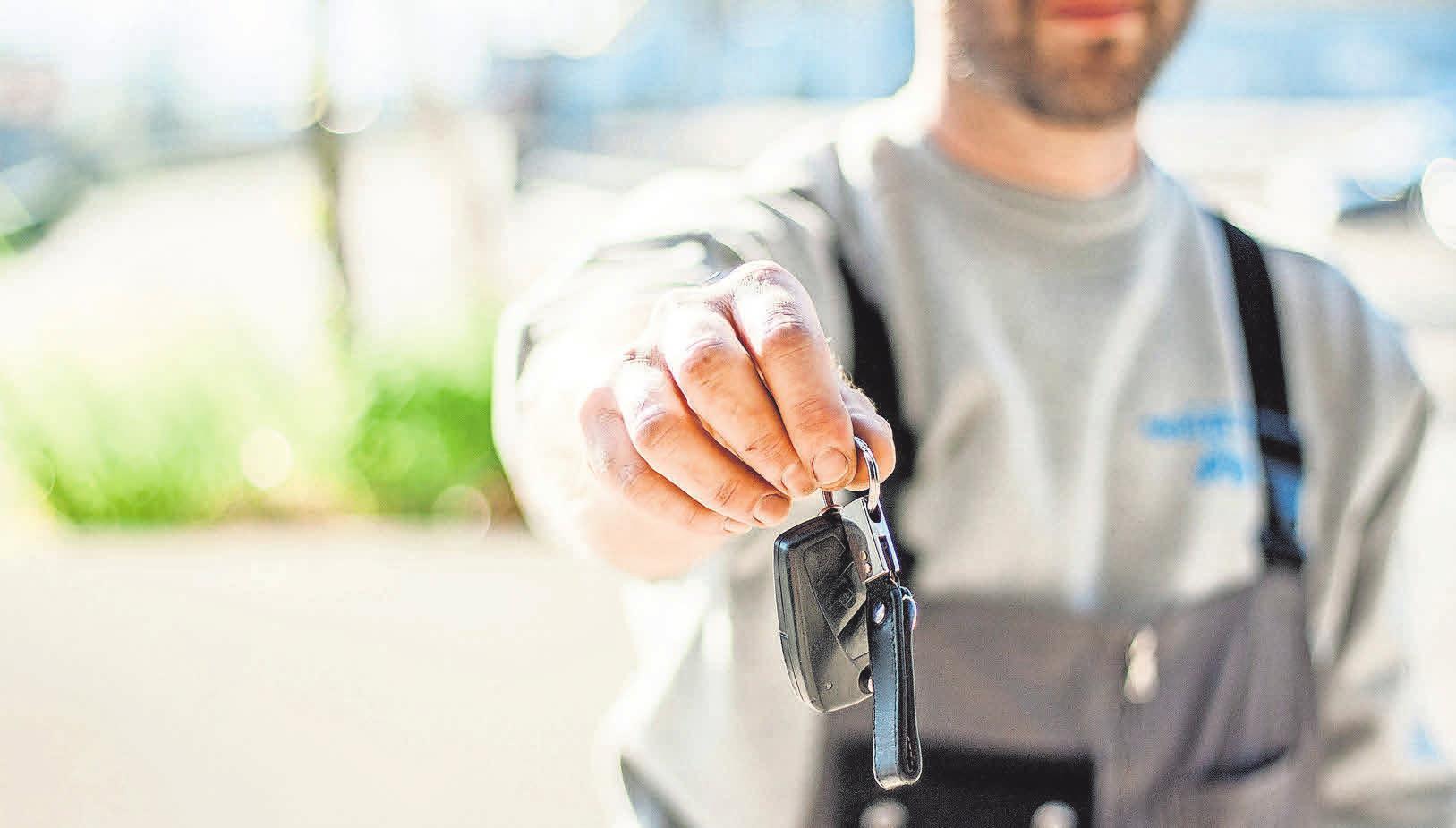 Serviceintervalle sollten bei Fahrzeugen eingehalten werden. Foto: Pexels