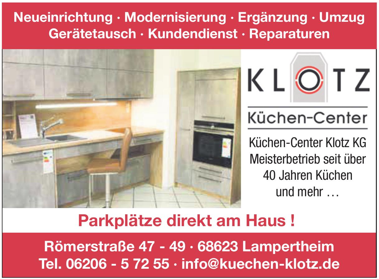 Küchen-Center Klotz KG