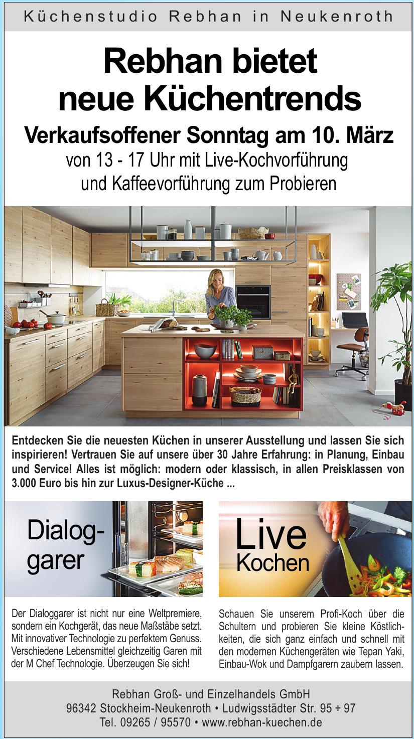 Rebhan Groß- Einzelhandels GmbH