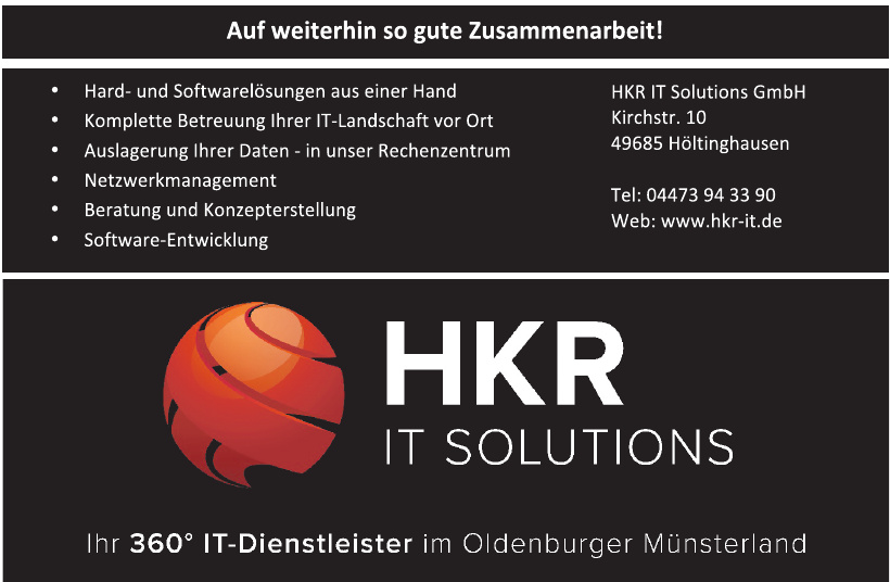 HKR IT Solutions GmbH