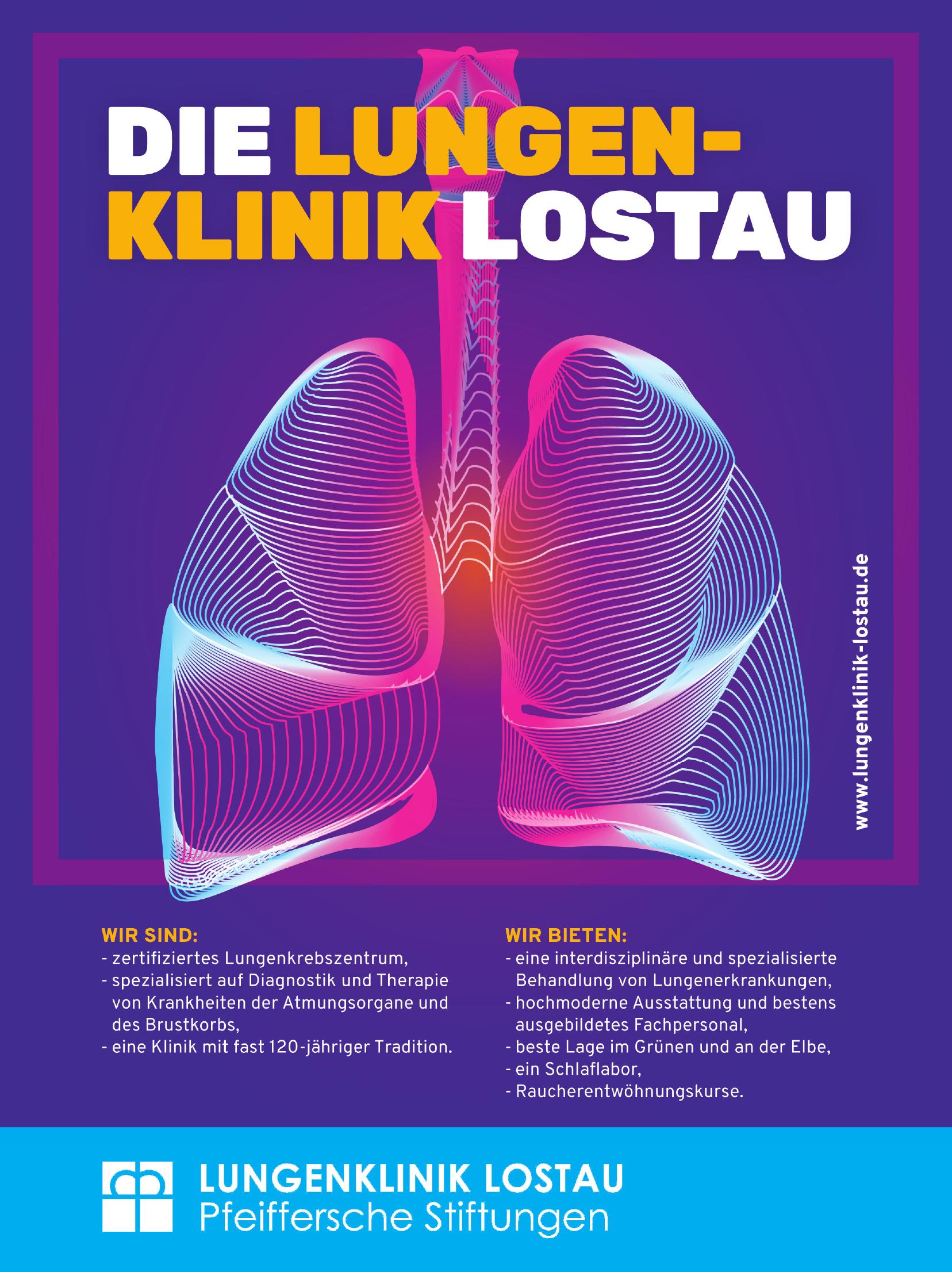 Lungenklinik Lostau