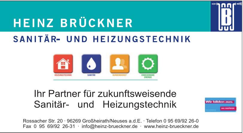 Heinz Brückner Sanitär