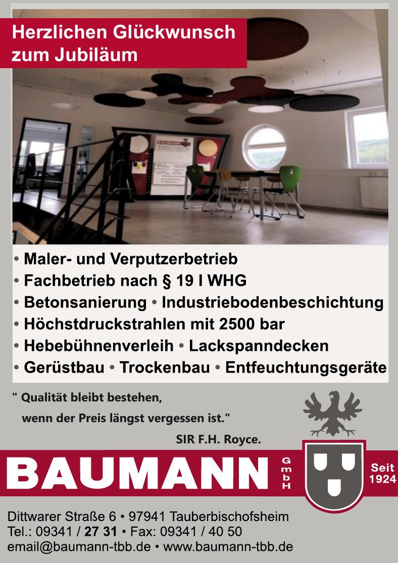 Baumann GmbH