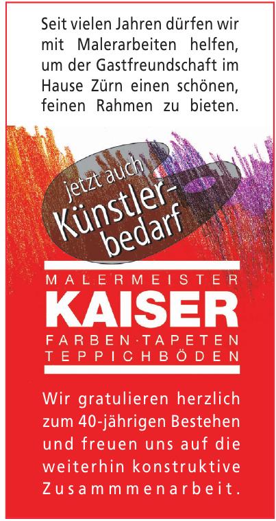 Kaiser Malermeister