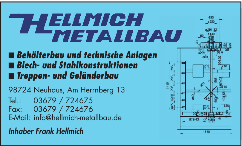 Hellmich Metallbau