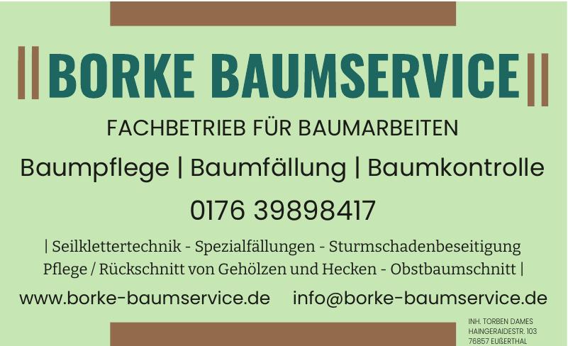 Borke Baumservice