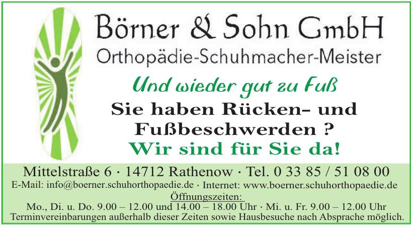 Börner & Sohn GmbH