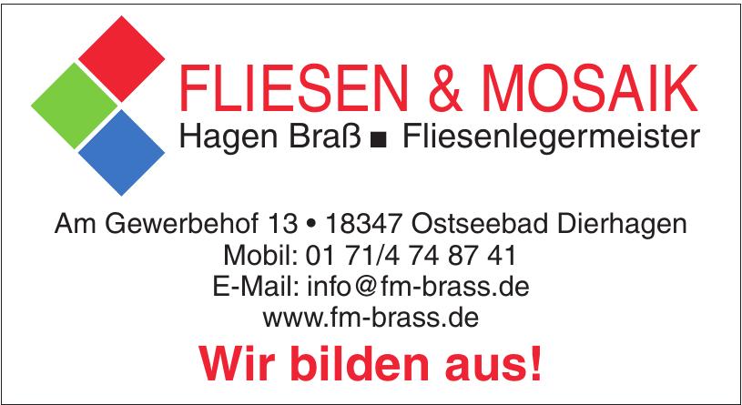 Fliesen & Mosaik Hagen Braß - Fliesenlegermeister
