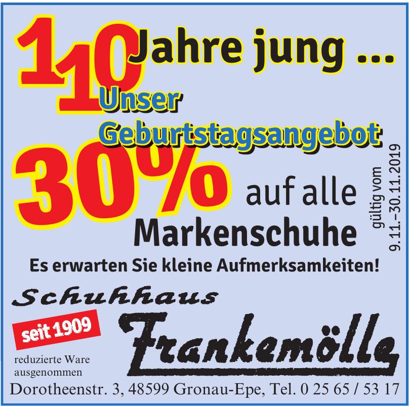 Schuhaus Frankemölle