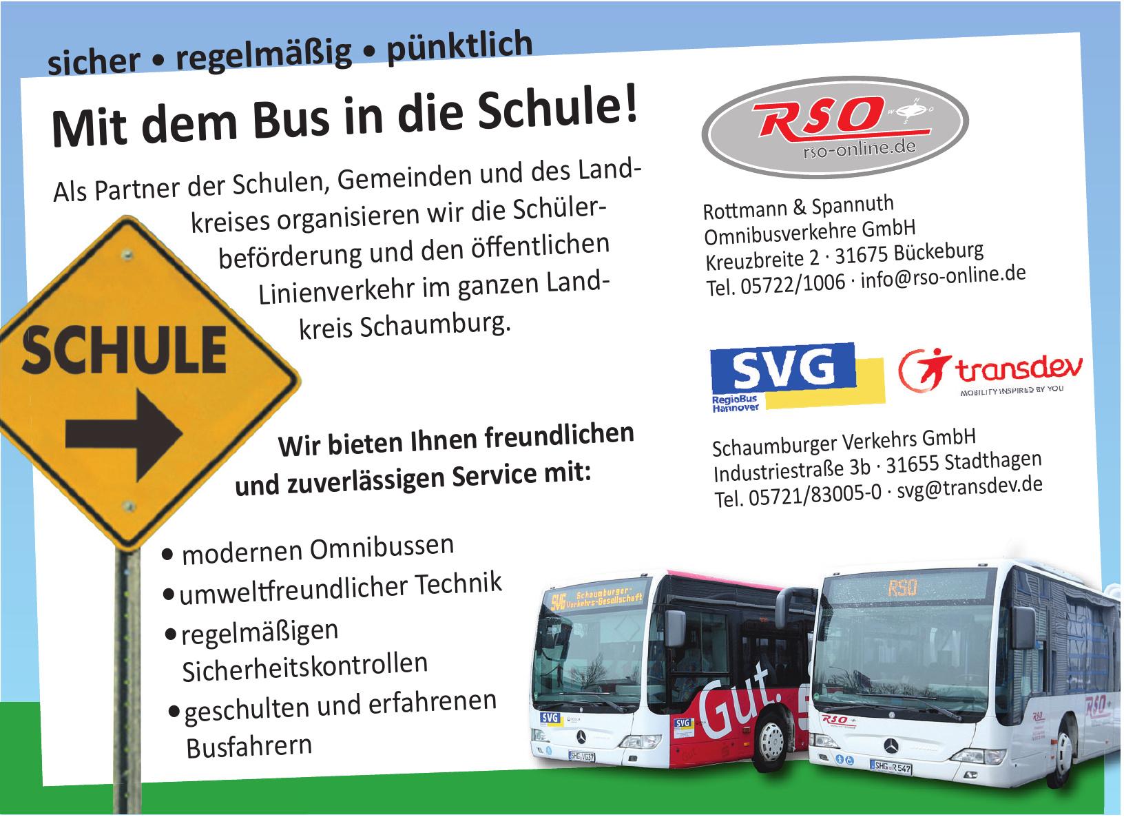 Schaumburger Verkehrs GmbH