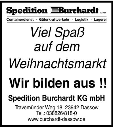 Spedition Burchardt KG mbH