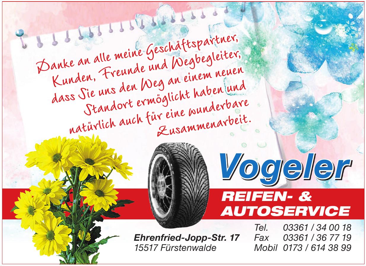 Vogeler Reifen- & Autoservice