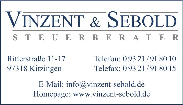 Vinzent & Sebold Steuerberater