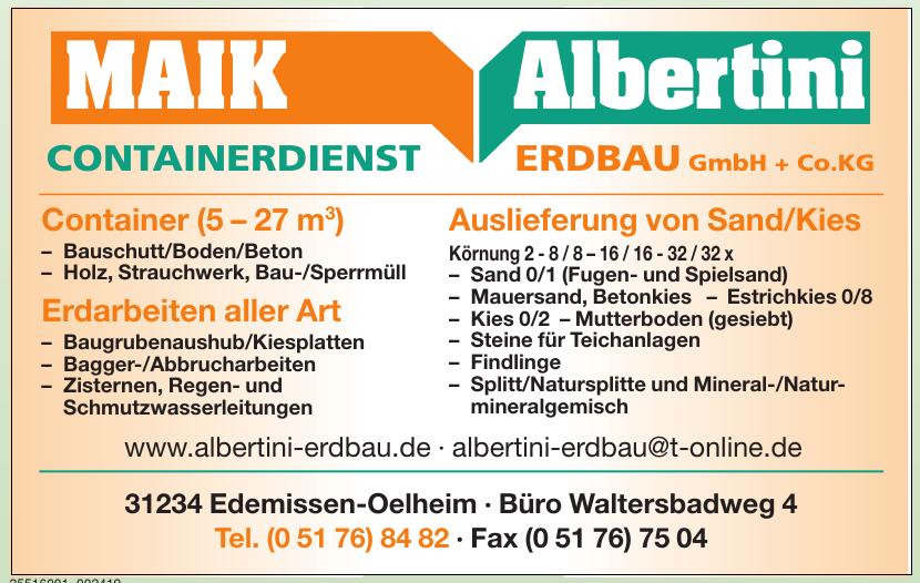 Albertini Erdbau GmbH & Co. KG
