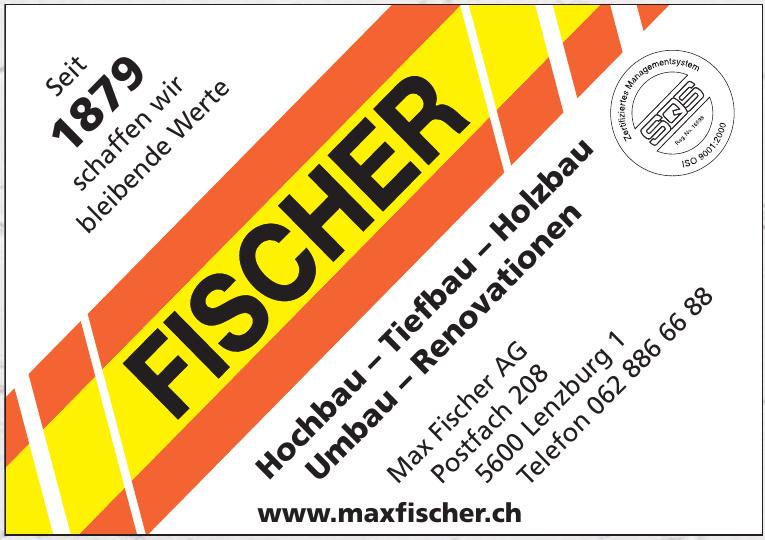 Max Fischer AG