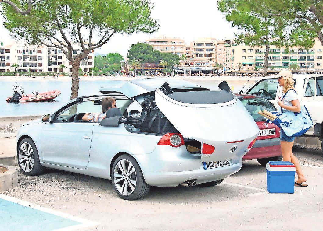 Sommerzeit ist Cabriozeit. Foto: Volkswagen