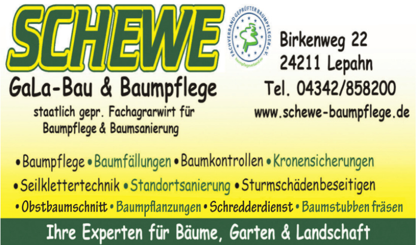 Schewe Gala-Bau & Baumpflege