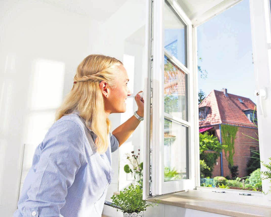 Im Altbau erhöhen neue Fenster die Wohnqualität und senken den Energieverbrauch. FOTO: DJD/ FENSTERHELD/ALEXANDER FANSLAU