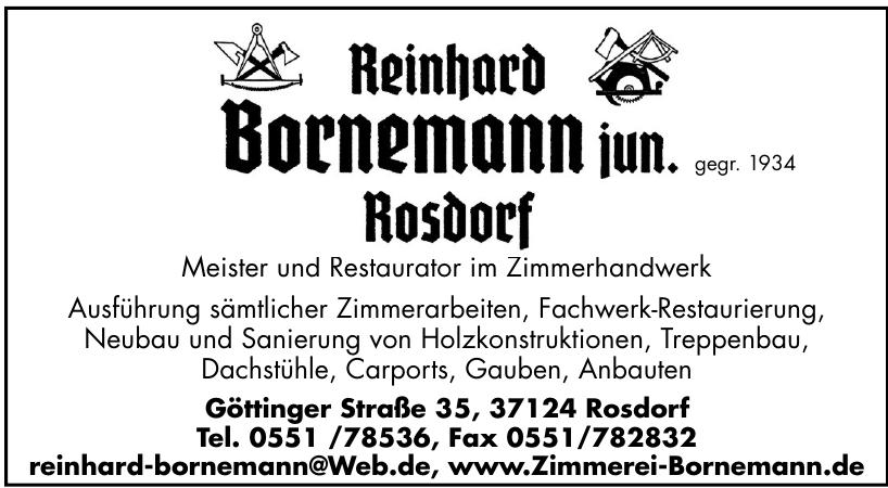 Reinhard Bornemann jun.