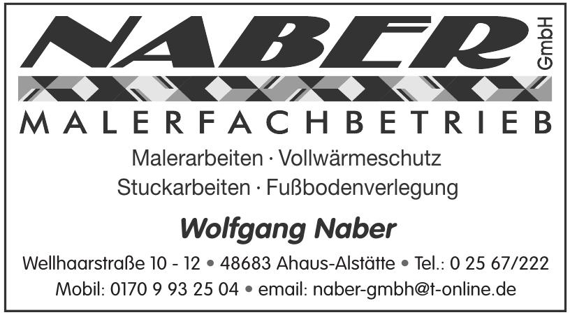 Malerfachbetrieb Naber GmbH