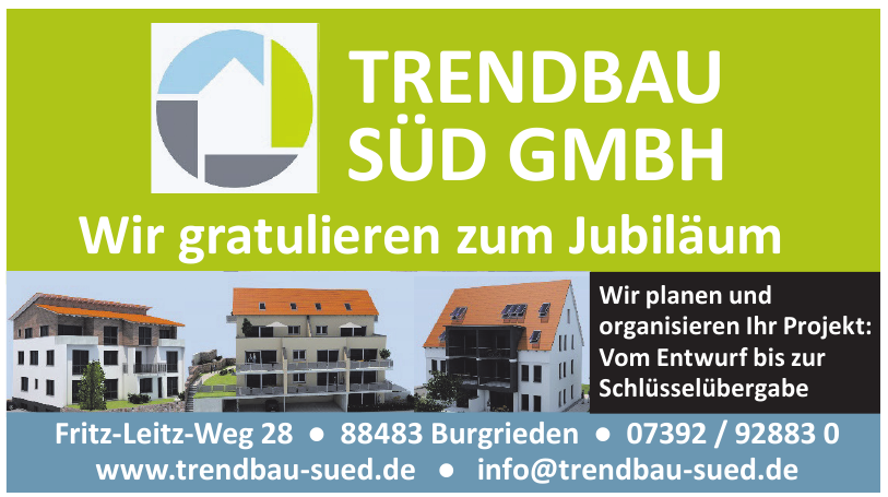 Trendbau Süd GbmH