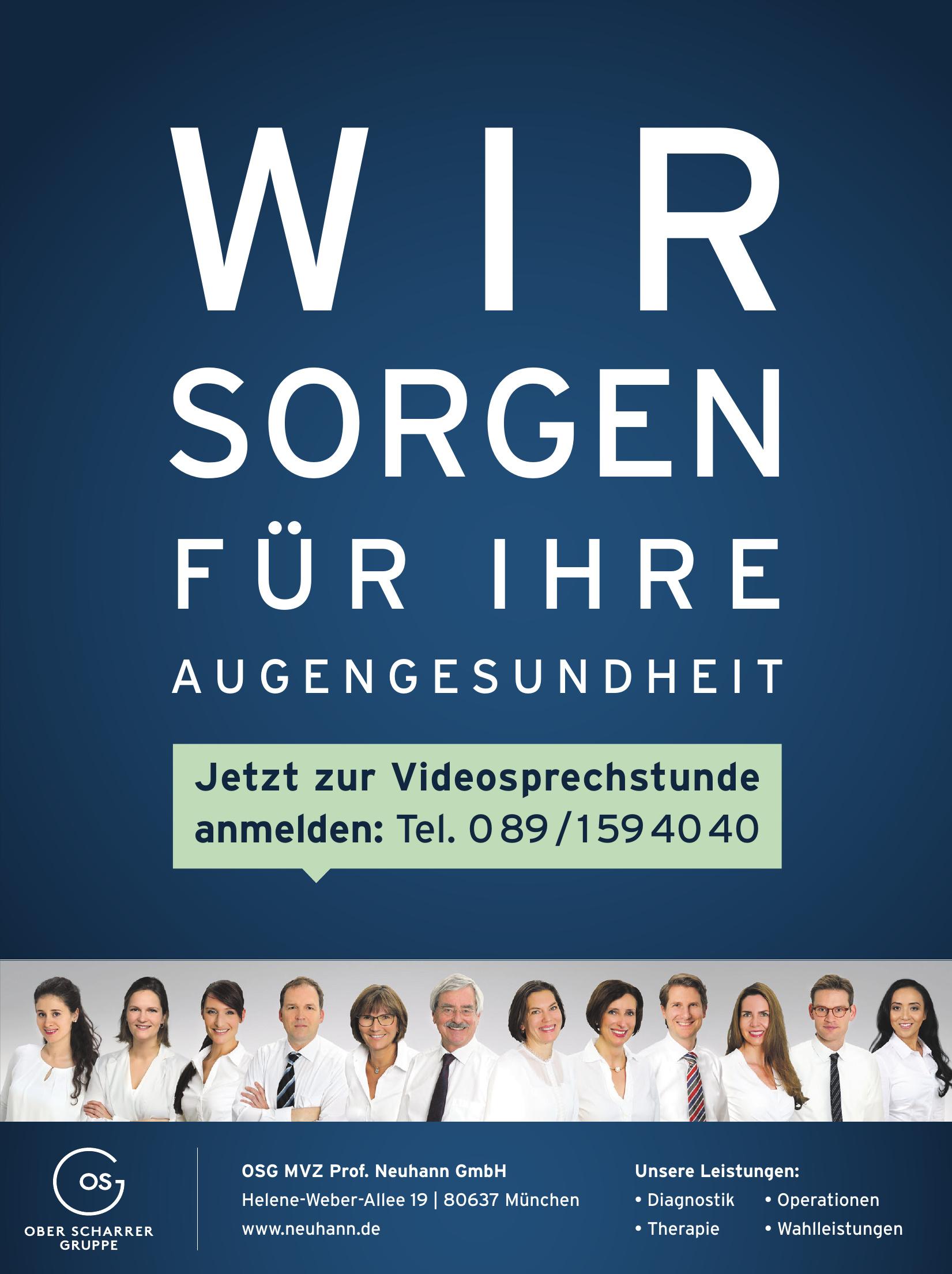 OSG MVZ Prof. Neuhann GmbH