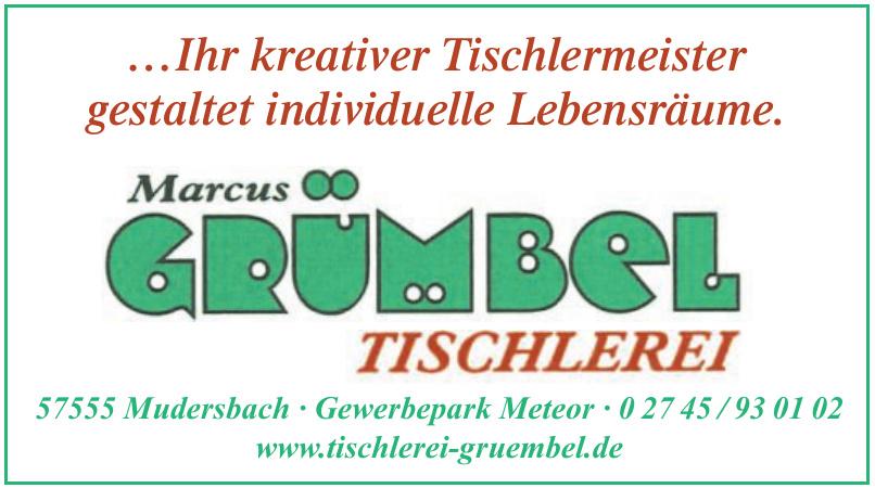 Marcus Grümbel Tischlerei