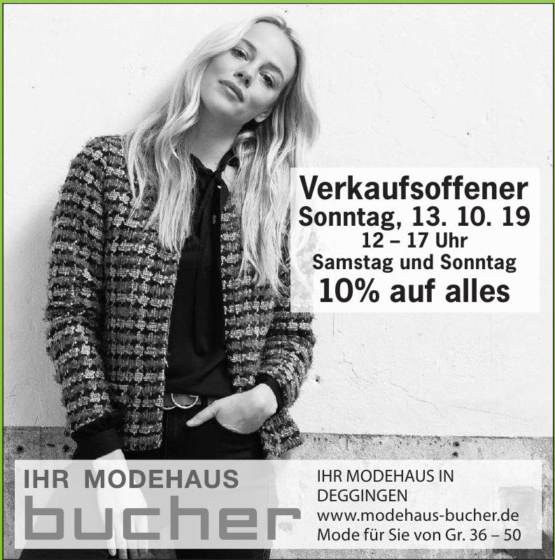 Modehaus Bucher