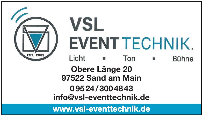 VSL Eventtechnik