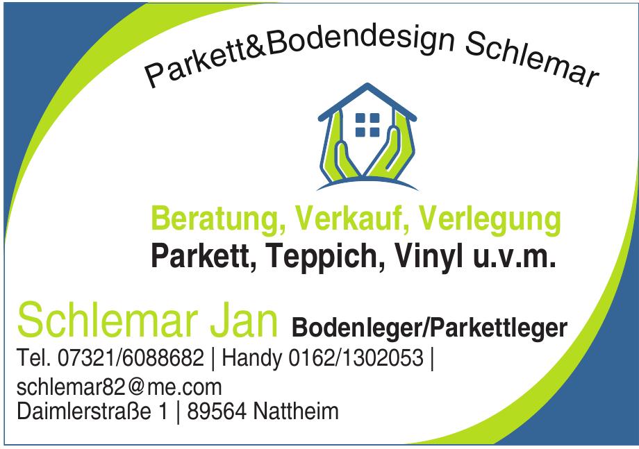 Parkett & Bodendesign Schlemar