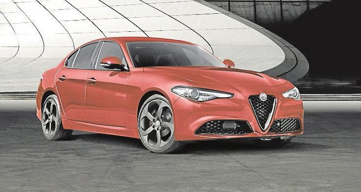 Die Alfa-Romeo Giulia. Foto: Alfa Romeo