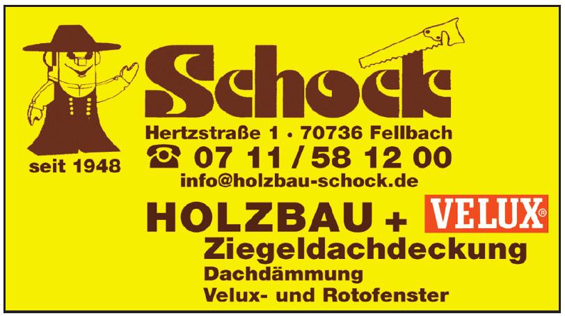 Holzbau Schock