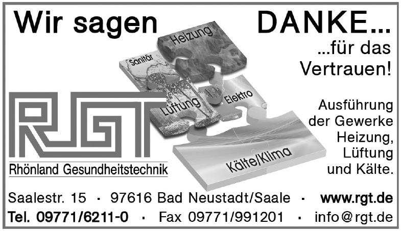 RGT Rhönland Gesundheitstechnik