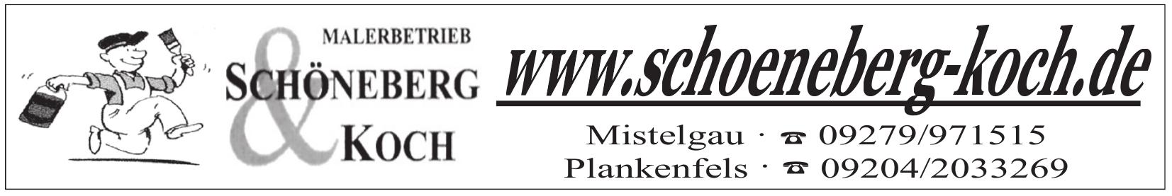 Malerbetrieb Schöneberg & Koch