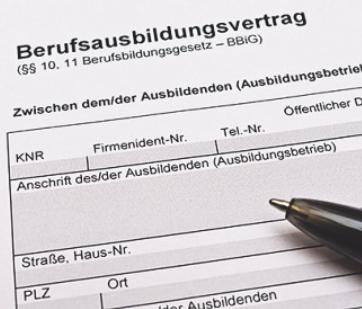 3.086 Azubis beginnen ihre Ausbildung im Gebiet der Kölner Handwerkskammer Bild: Stockfotos-MG/Stock.Adobe.com
