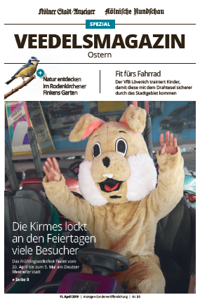 Veedelsmagazin Ostern