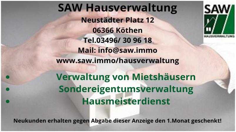 SAW Hausverwaltung