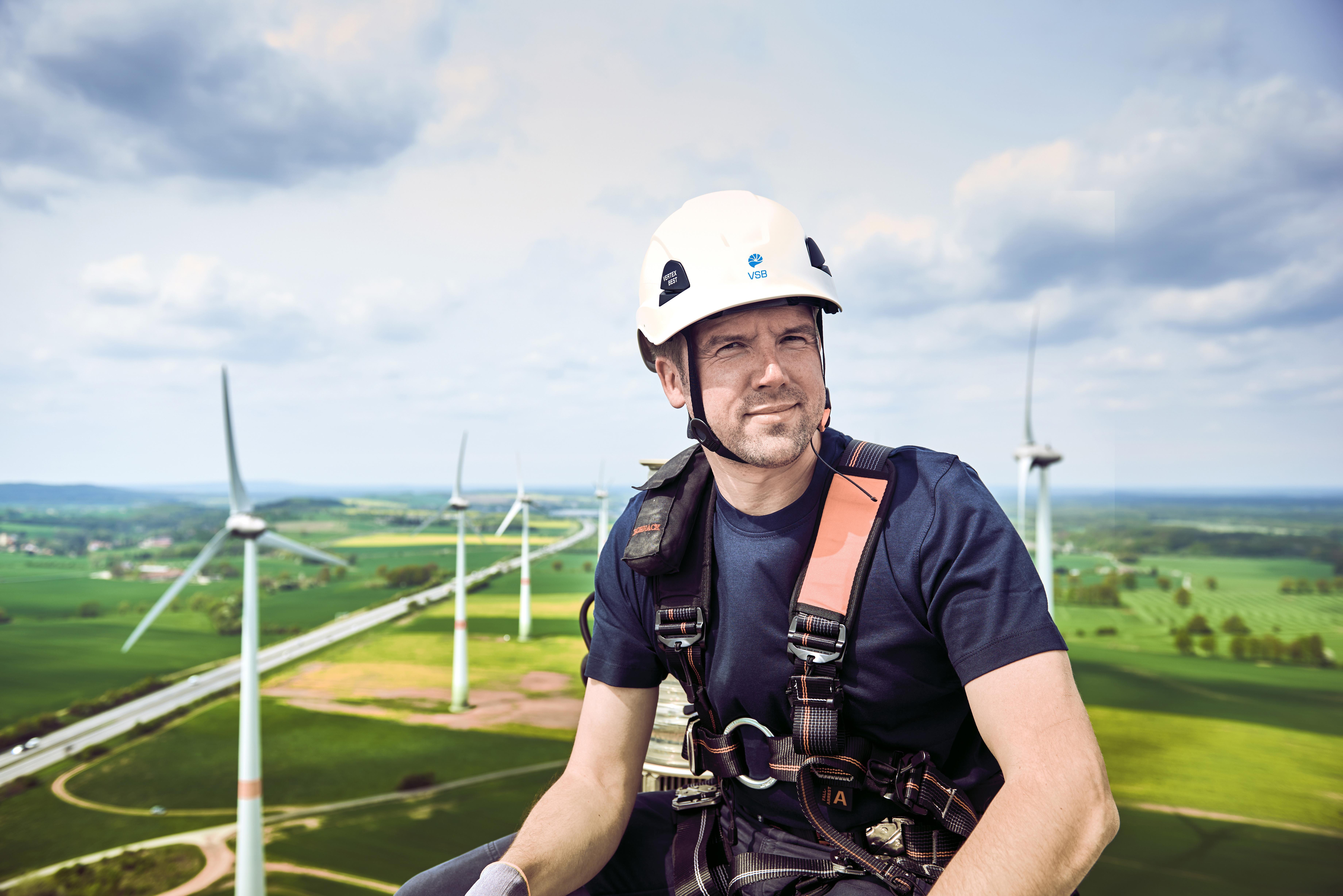Mehr als 700 Windenergie- und Photovoltaikanlagen hat VSB bereits entwickelt und errichtet.