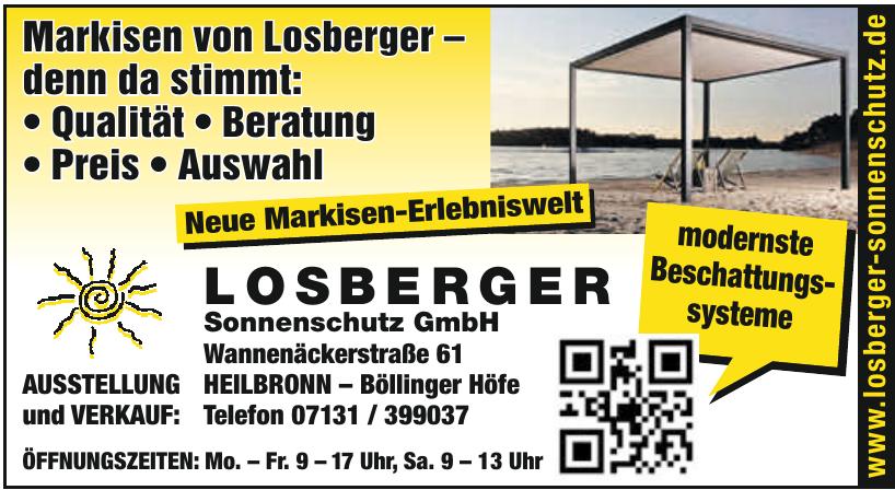 Losberger Sonnenschutz GmbH