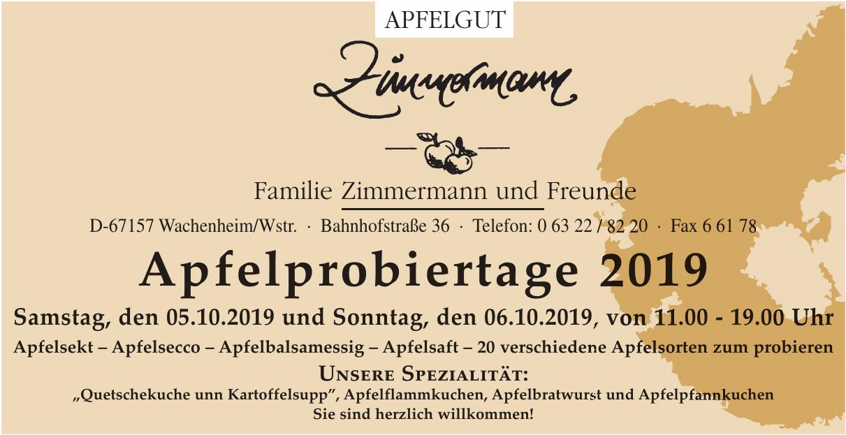 Apfelgut Zimmermann