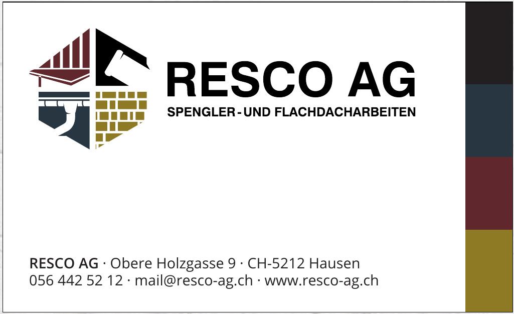 RESCO AG