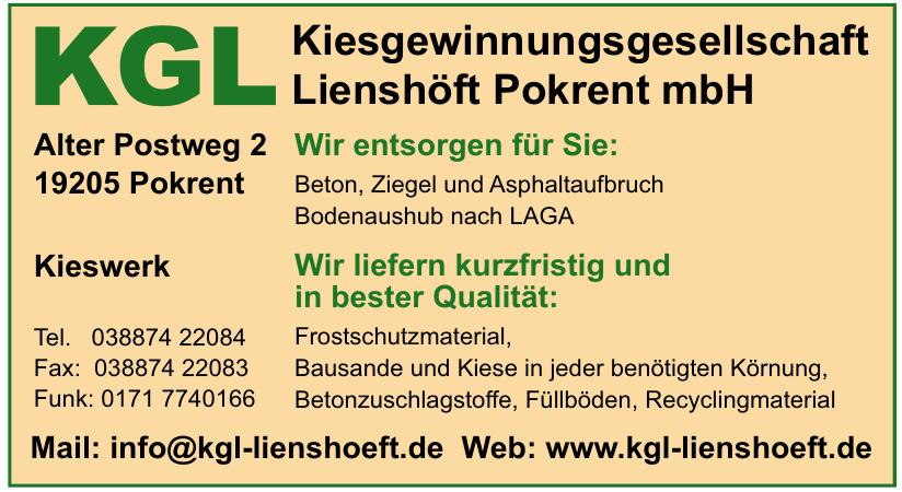 KGL Pokrent GmbH