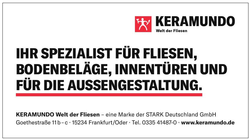 Keramundo Welt der Fliesen - STARK Deutschland GmbH