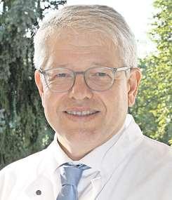 Priv.-Doz. Dr. med. Patrick Terheyden, M.A. Stellvertretender Klinikdirektor und Leiter des Hautkrebszentrums Lübeck – Klinik für Dermatologie, Allergologie und Venerologie.